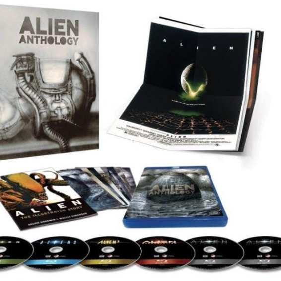 H.R. Giger Edition Alien