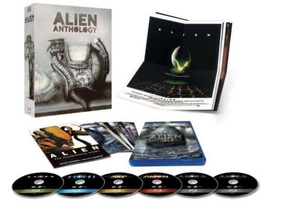 H.R. Giger Edition Alien