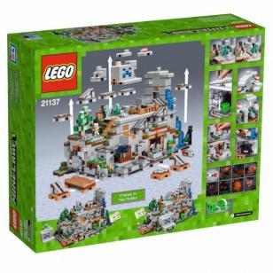 LEGO Minecraft Mountain (2)