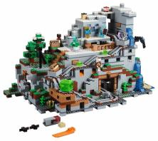 LEGO Minecraft Mountain (3)