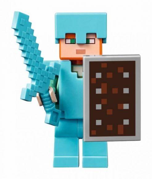 LEGO Minecraft Mountain (8)