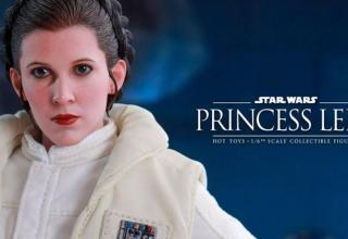 Principessa Leia Hot Toys