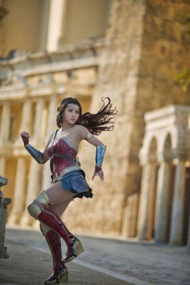 Cosplay di Wonder Woman (1)