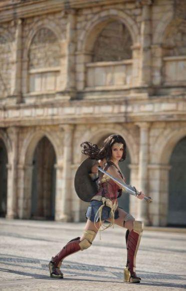 Cosplay di Wonder Woman (2)