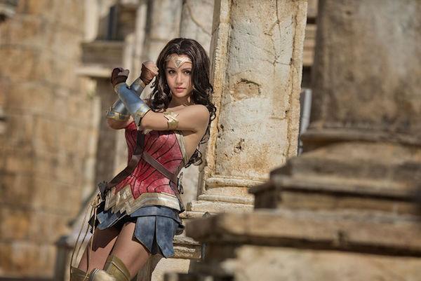 Cosplay di Wonder Woman (5)