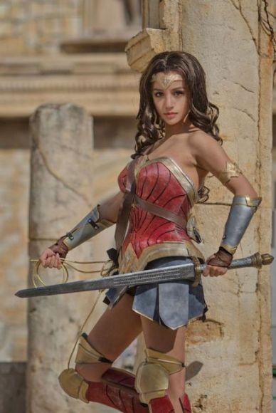 Cosplay di Wonder Woman (6)