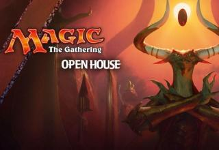 Magic Open House