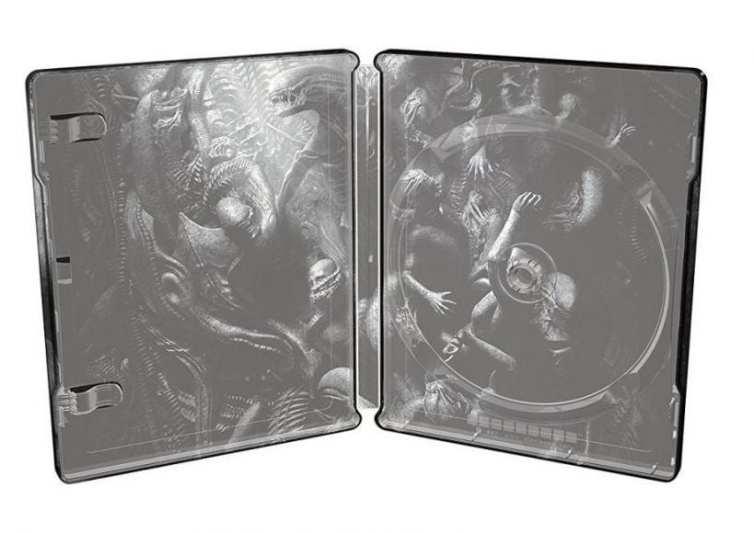 Steelbook di Alien Covenant (1)