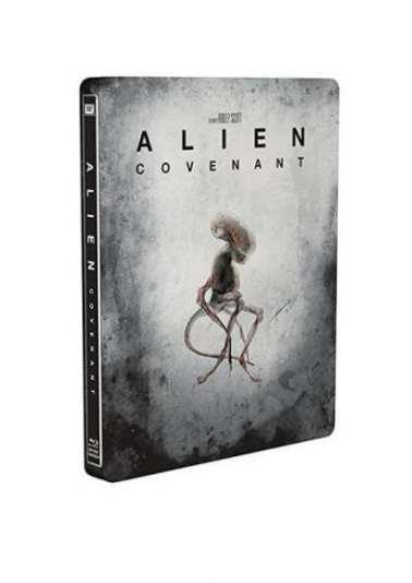 Steelbook di Alien Covenant (2)