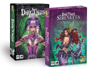 dark tales la Sirenetta