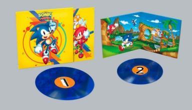 Sonic Mania vinile