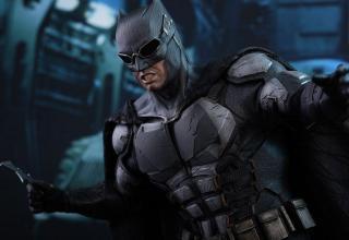 Justice League Batman Tactical Batsuit