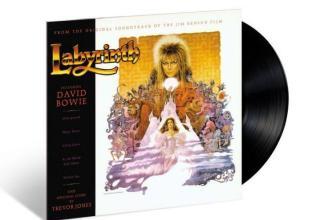 Colonna sonora di Labyrinth vinile