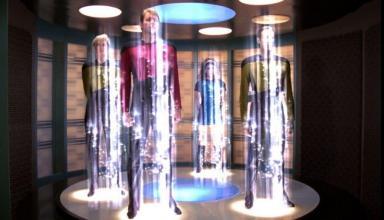 teletrasporto Star Trek