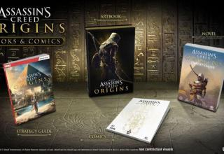 Assassin's Creed Origins romanzo