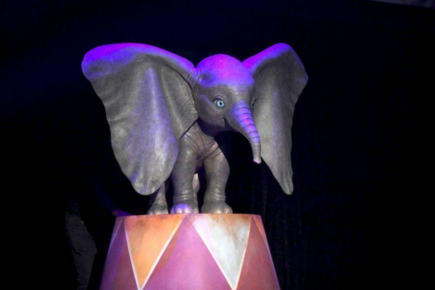 Dumbo: iniziate a Londra le riprese del live-action di Tim Burton!