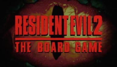 Steamforged Games annuncia l'arrivo di Resident Evil 2: The Board Game (su Kickstarter)