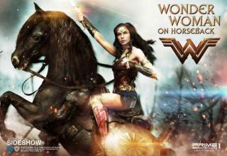 Statua di Wonder Woman