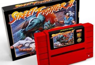 Street Fighter II SNES Limited Edition