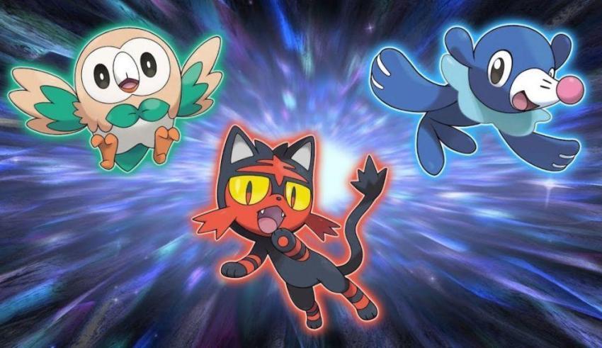 trailer di Pokémon Ultrasole e Ultraluna