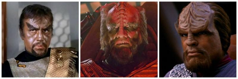 star trek discovery klingon evolution