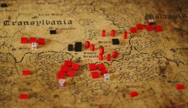 Dracula's Final Stand: impaliamo i nostri amici, nel gioco da tavolo ispirato alle gesta di Vlad Tepes