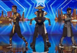 Mortal Kombat Asia's Got Talent