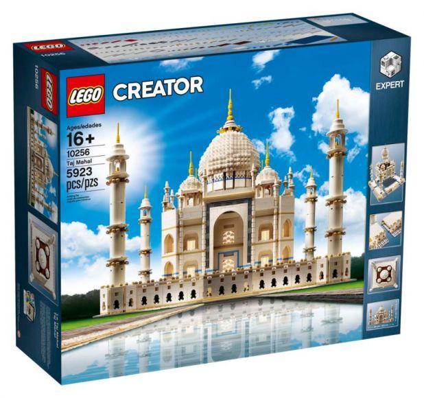 Set LEGO Taj Mahal (2)