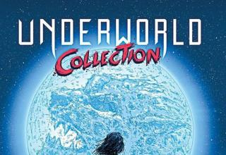 Steelbook underworld Collection Cover