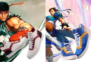 Diesel x Street Fighter V Capsule Collection