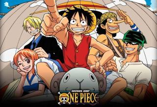 Raduno One Piece Lucca Comics 2017