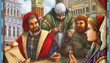 Sulle Tracce di Marco Polo: Agenti di Venezia