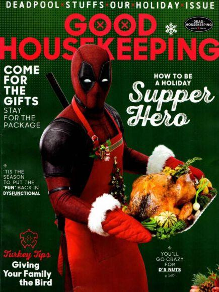 Deadpool 2 Good housekeeping
