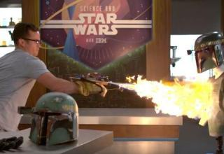 Star Wars Lanciafiamme Boba Fett