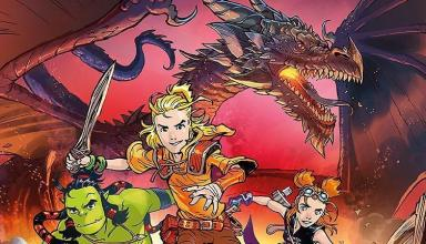 dragonero adventures cover