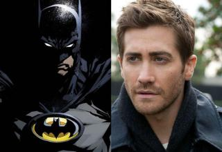 the batman Jake Gyllenhaal