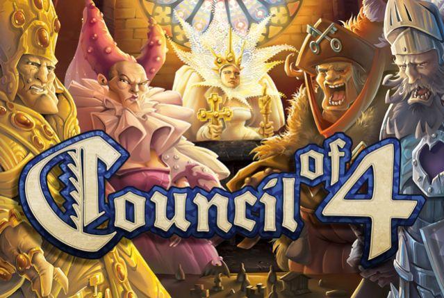 Consiglio dei Quattro