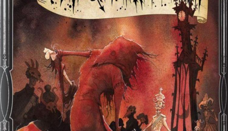 IDW Games annuncia Edgar Allen Poe's: Masque of the Red Death