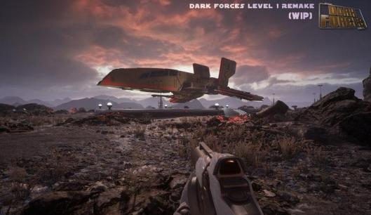 Star Wars Dark Forces Remake (1)
