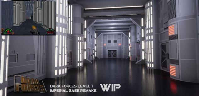 Star Wars Dark Forces Remake (3)