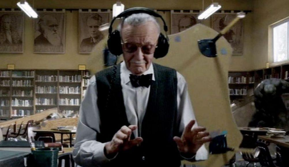Amazing Spider-Man (2012), bibliotecario