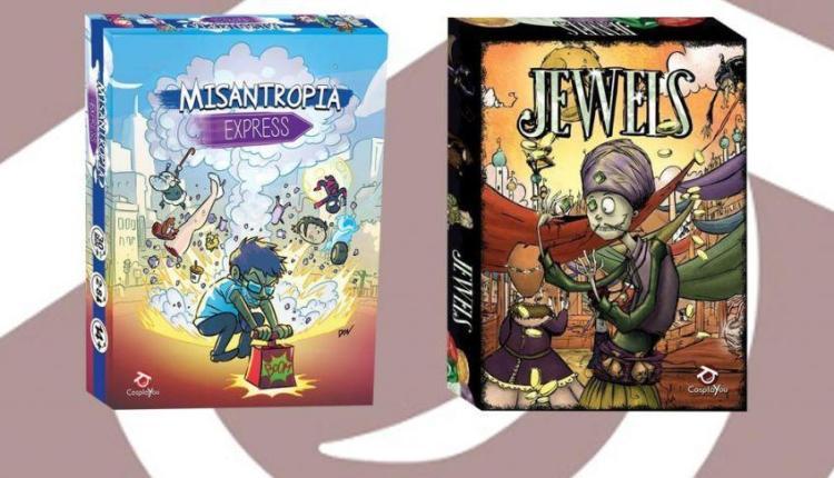 Offerta lampo per Misantropia Express e Jewels su Amazon Italia!