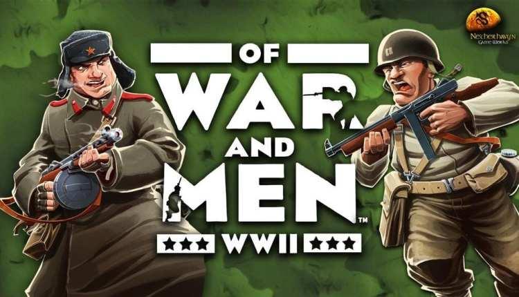 Of War and Men: WWII – La Seconda Guerra Mondiale sbarca su Kickstarter con un gioco di carte