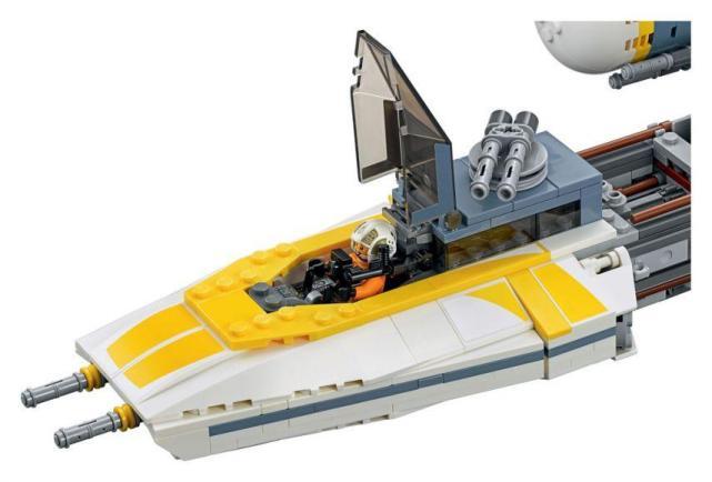 LEGO Star Wars Y-Wing (1)