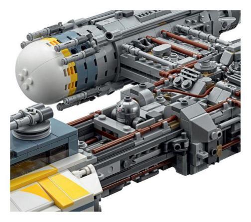 LEGO Star Wars Y-Wing (2)