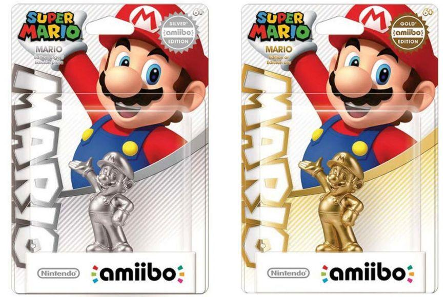 Mario Bros. Silver e Gold Edition
