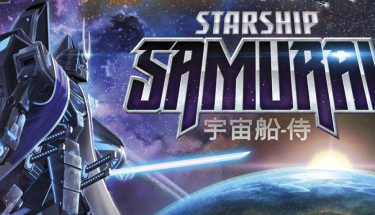 Starship Samurai, aperti i preorder del gioco da tavolo dove Rising Sun incontra Gundam!