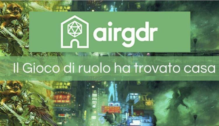 Intervista al creatore di AirGDR, il portale per scoprire i giocatori della porta accanto