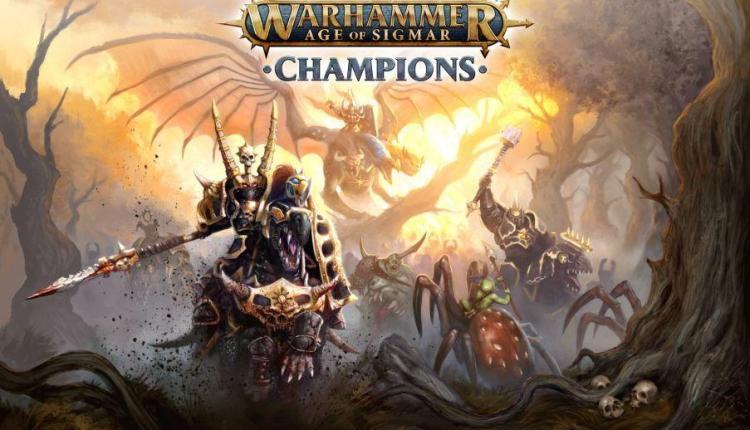 In arrivo Age of Sigmar: Champions, il nuovo gioco di carte collezionabili di Games Workshop