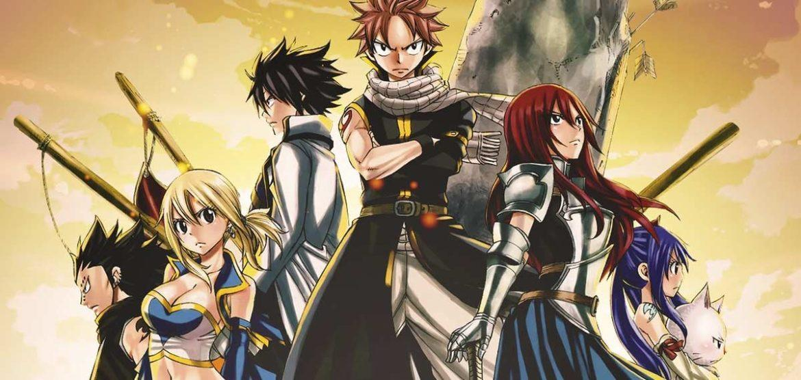 Il crossover con Fairy Tail